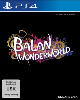 Balan Wonderworld Playstation 4