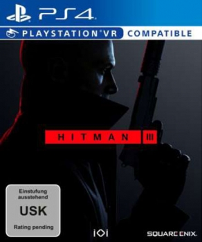 Hitman 3 Playstation 4