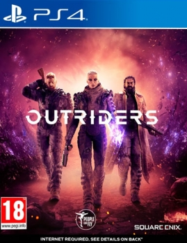 Outriders AT Playstation 4