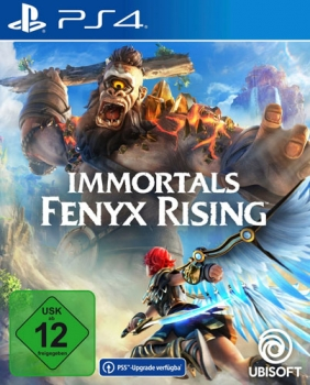 Immortal Fenyx Rising  Free upgrade to PS5 Playstation 4