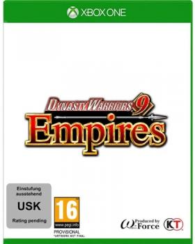 Dynasty Warriors 9 Empires XBOX One