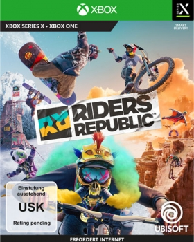 Riders Republic Smart Delivery XBOX One