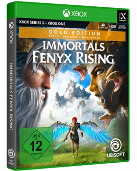Immortal Fenyx Rising Gold Smart Delivery XBOX One