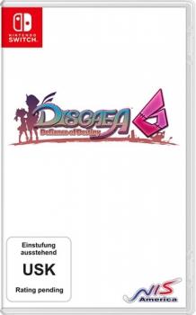 Disgaea 6 Defiance of Destiny Nintendo Switch