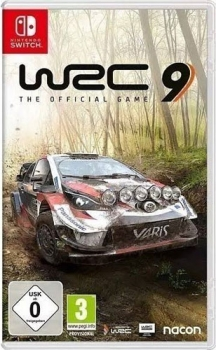 WRC 9 Nintendo Switch