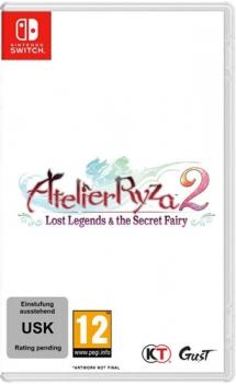 Atelier Ryza 2 Lost Legends & the Secret Fairy Nintendo Switch
