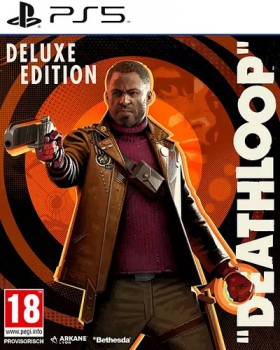 Deathloop  Deluxe Edition AT Version - Playstation 5
