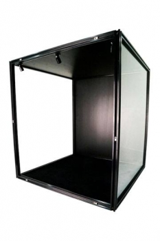 Moducase Acryl Display Case mit Beleuchtung DF60