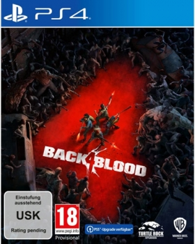 Back 4 Blood  AT Version Playstation 4