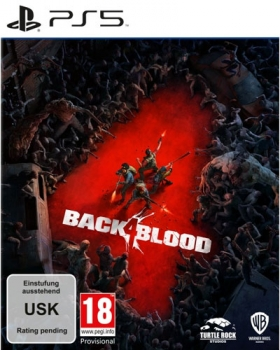 Back 4 Blood AT Version - Playstation 5