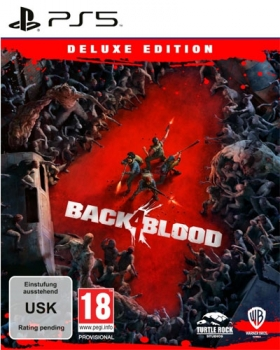 Back 4 Blood deluxe AT Version - Playstation 5