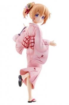 Is the Order a Rabbit PVC Statue 1/7 Cocoa (Summer Festival) 23 cm