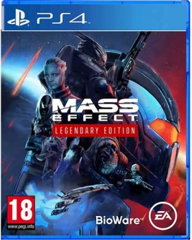 Mass Effect Legendary Edition AT Version uncut - Playstation 4