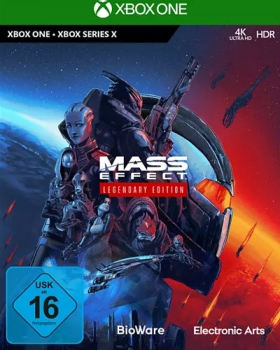 Mass Effect Legendary Edition AT Version uncut - XBOX One