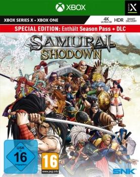 Samurai Shodown Special. Edition  XBOX SX