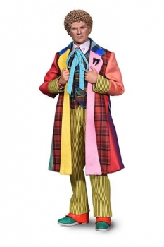 Doctor Who Collector Figure Series Actionfigur 1/6 6th Doctor (Colin Baker) Limited Edition 30 cm Weltweit auf 1000 Stück limitiert.