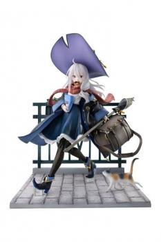Majo no Tabitabi PVC Statue 1/8 Elaina DX Ver. 29 cm