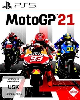 Moto GP 21 - Playstation 5