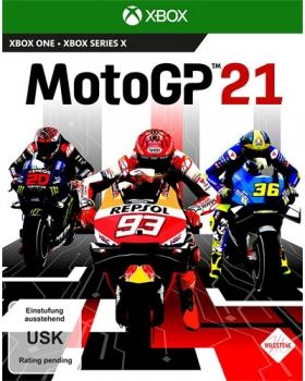Moto GP 21 - XBOX One