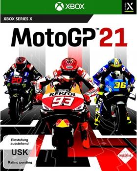 Moto GP 21 - XBOX SX