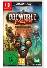 Oddworld: Collection - Nintendo Switch
