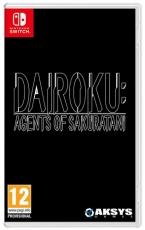 Dairoku Agents of Sakuratan  - Nintendo Switch