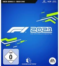F1 2021 - XBOX SX