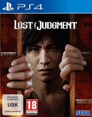 Lost Judgment Playstation 4