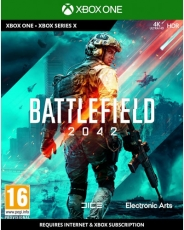BF 2042 (Battlefield 2042)  AT uncut XBOX One