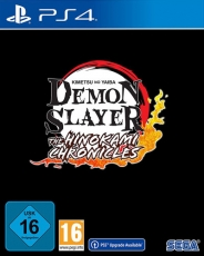 Demon Slayer Hinokami Chronicle  - Playstation 4