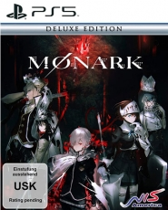 Monark  Deluxe Edition Playstation 5
