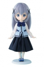 Is the Order a Rabbit? BLOOM Harmonia Humming Puppe Chino 23 cm