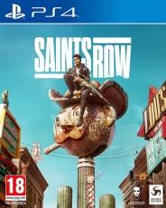 Saints Row D1 AT Version uncut - Playstation 4