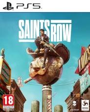 Saints Row D1 AT uncut - Playstation 5