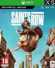 Saints Row D1 AT Version uncut XBOX SX