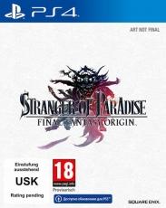 Final Fantasy Origin Stranger of Paradise Playstation 4
