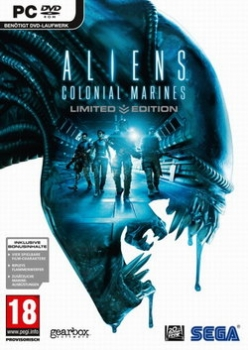 Alien Colonial Marines lim Edit. uncut - PC - Shooter