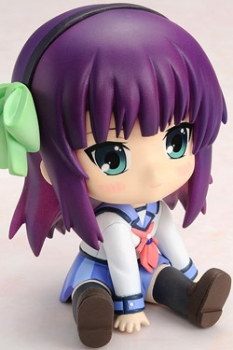Angel Beats! Petanko Mini-Statue Yuri 7 cm