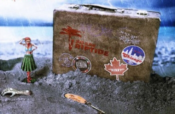 Dead Island Riptide Koffer Deluxe Set Rigor Mortis