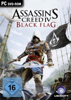 Assassin`s Creed 4 Black Flag - PC - Action Adventure