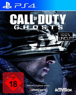Call of Duty Ghosts - Playstation 4 - Shooter