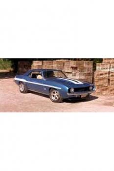 2 Fast 2 Furious Diecast Modell 1/43 1969 Chevrolet Camaro