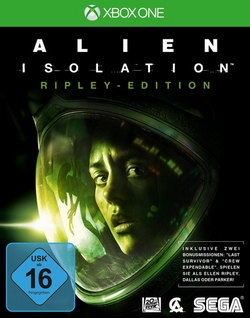 Alien: Isolation  Ripley Edition - XBOX One- Actionspiel