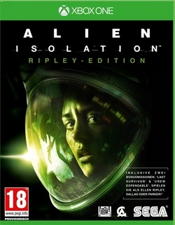Alien: Isolation  Ripley Edition uncut - XBOX One- Actionspiel