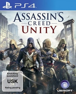 Assassin´s Creed Unity - Playstation 4 Action Adventure