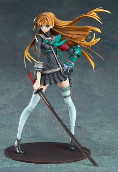 7th Dragon 2020-II PVC Statue 1/7 Samurai (Katanako) Another Color Ver. 26 cm