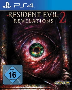 Resident Evil: Revelations 2 - Playstation 4- Actionspiel