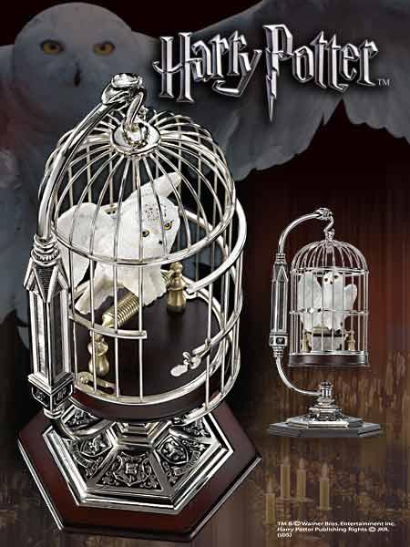 Im Miniatur Harry Potter Hedwig Kaefig 15u3JTcFlK