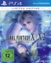 Final Fantasy X/X-2 HD Remaster Limited Edition -Playstation 4