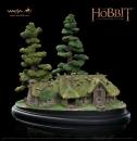Der Hobbit Smaugs Einöde Diorama The House of Beorn 24 cm